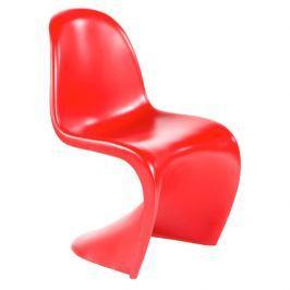 Krzesło Balance czerwone