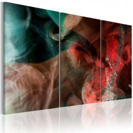 Obraz - Dryfowanie barw (60x40 cm)