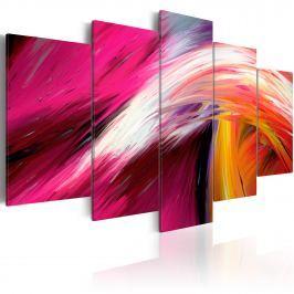Obraz - Przebudzenie radości (100x50 cm)