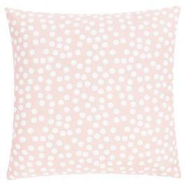 Poduszka Allover Dots 45x45 różowa