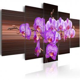 Obraz - Kwiat radości (100x50 cm)