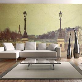 Fototapeta - Adieu Paris! (450x270 cm)