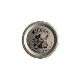 Zestaw 12 wieczek Kilner Vintage Preserve Jars srebrny