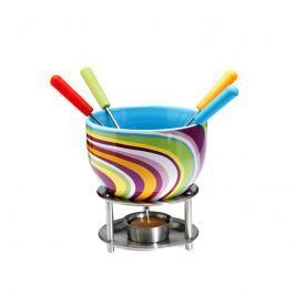 Czekoladowe fondue Mastrad kolorowe paseczki