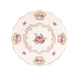 Talerzyk deserowy 19cm Nuova R2S Heritage różowy