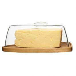 Deska do sera z pokrywą Sagaform Oval Oak
