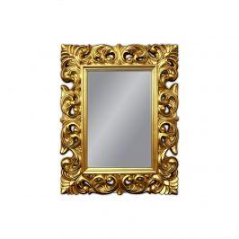 Lustro wiszące 70x90cm D2 Queen złote