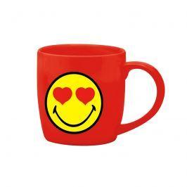Kubek porcelanowy 350 ml ZAK!DESIGNS Smiley czerwony