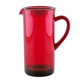 Dzbanek 1,7 l Zak! Designs Tinted czerwony