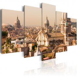 Obraz - Rzym - Wieczne Miasto (100x50 cm)