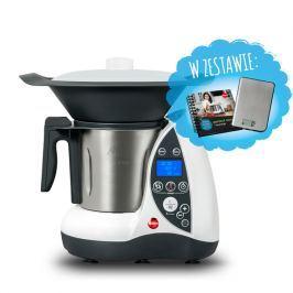 Wielofunkcyjne urządzenie kuchenne ELDOM MFC2000 PERFECT MIX + WAGA + KSIĄŻKA