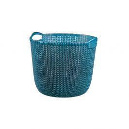 Kosz do przechowywania L Knit Curver niebieski