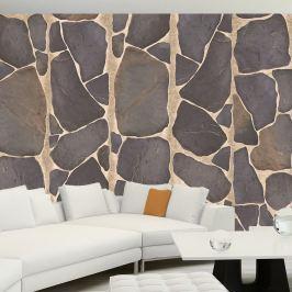 Fototapeta - Skalna mozaika (50x1000 cm)