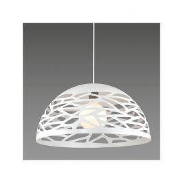 Lampa wisząca 50x50cm Altavola Design Shadows 2 biała