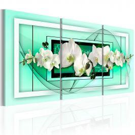 Obraz - Kwiecień (120x60 cm)