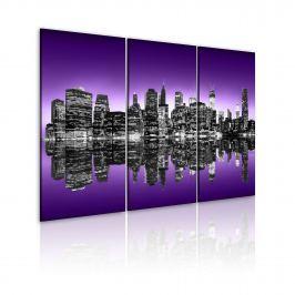 Obraz - Awangardowy Nowy Jork (60x40 cm)