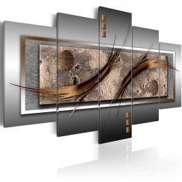 Obraz - Nowoczesny szyk (100x50 cm)