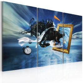 Obraz - Urzeczywistnienie - tryptyk (60x40 cm)
