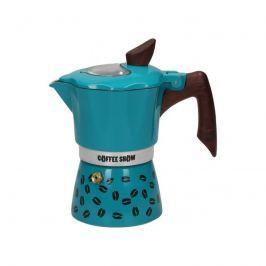 Kawiarka 3TZ Gat Coffee Show turkusowa