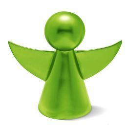 Dekoracja świąteczna Aniołek Philippi Christmas zielony