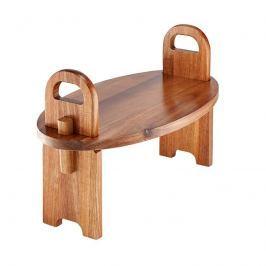 Deska do serwowania 45 cm Ladelle Tapas Plank brązowa