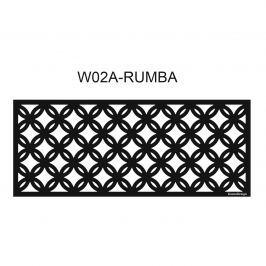 Ażurowy panel dekoracyjny Rumba KazanDesign