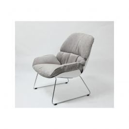 Fotel D2 Neo szary jasny