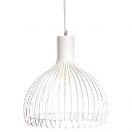 Lampa D2 wisząca Grazia biała