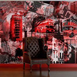 Fototapeta - Londyn, Londyn... (200x154 cm)