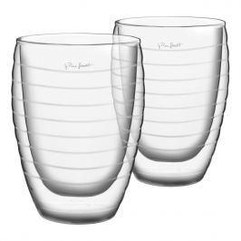 Zestaw szklanek do soku 2szt. 370ml Lamart Vaso przezroczyste