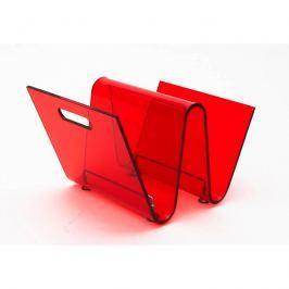 Gazetnik 33x26cm D2 OS czerwony