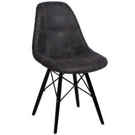 Krzesło P016W Pico D2 grafitowe
