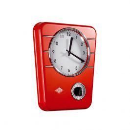 Zegar z timerem Wesco czerwony