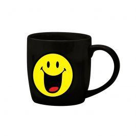 Kubek porcelanowy 350 ml ZAK!DESIGNS Smiley czarny