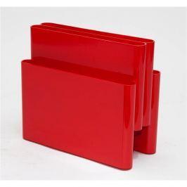 Gazetnik 40x35cm D2 BS01 czerwony