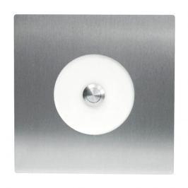 Przycisk dzwonka Max Knobloch Lund Poly biały