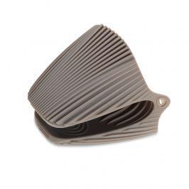 łapka kuchenna, silikon, 10,5 cm, szara