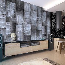 Fototapeta - Mosiężny sen (50x1000 cm)