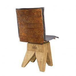 Krzesło 88 cm Gie El rdzawe
