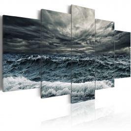 Obraz - Nadchodzi sztorm (100x50 cm)
