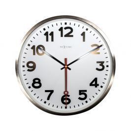 Zegar ścienny 55 cm NeXtime Super Station Number