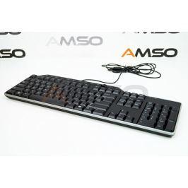 Poleasingowa Klawiatura Dell KB522 USB Multimedia Keyboard