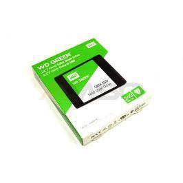 Nowy Dysk WD Green SSD 2,5