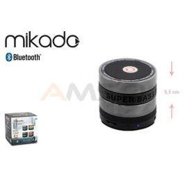 Głośnik Bluetooth Mikado MD-BT11 Black FM Super Bass