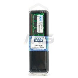 Pamięć DDR3 GOODRAM SODIMM 4GB/1333MHz PC3-10600 512×8