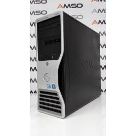 Dell T3500 HEXA CORE x5650 6x 2.7/12GB/240 SSD NVS - Brak systemu