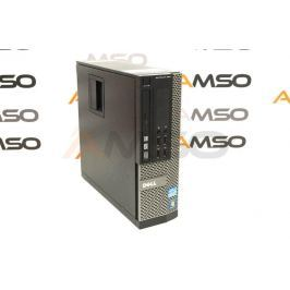 DELL 990 SFF i5-2400 4x3,1GHz 4GB 120GB SSD - 4GB DDR3 \ 120GB SSD \ Brak systemu