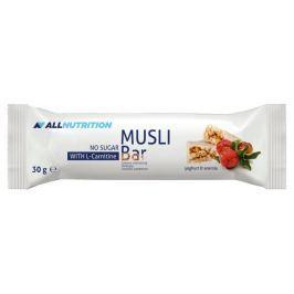 ALLNUTRITION Musli Bar L-carnitine yoghurt & acerola 30g