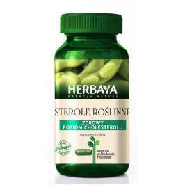 HERBAYA Sterole roślinne prawidłowy poziom cholesterolu x 60 kapsułek