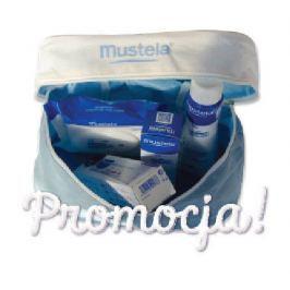 MUSTELA Zestaw wyprawkowy (4 produkty + kosmetyczka)